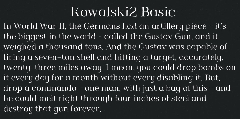 kowalski23